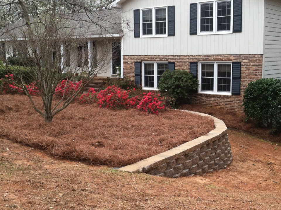Flower Bed Clean-up and Maintenance