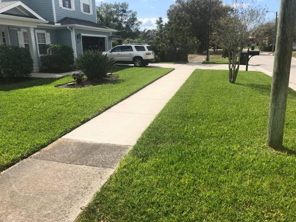 Lawn Mowing Warner Robins
